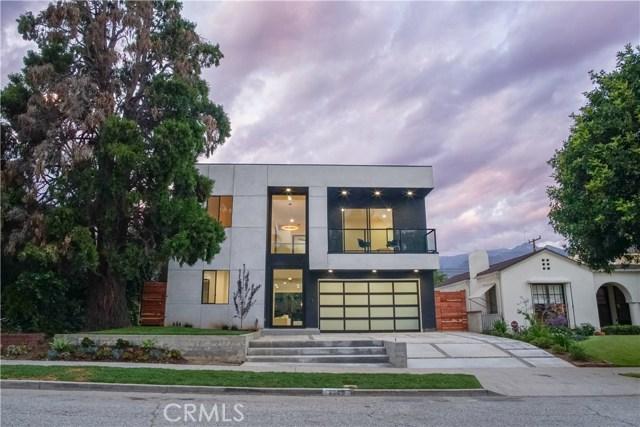 2065 Oakdale Street, Pasadena, CA 91107