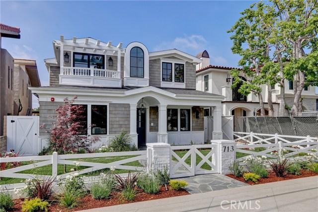 713 35th Street, Manhattan Beach, California 90266, 5 Bedrooms Bedrooms, ,6 BathroomsBathrooms,For Sale,35th,SB18148165