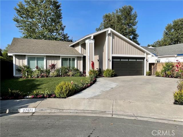 27671 Golondrina, Mission Viejo, CA 92692 Photo