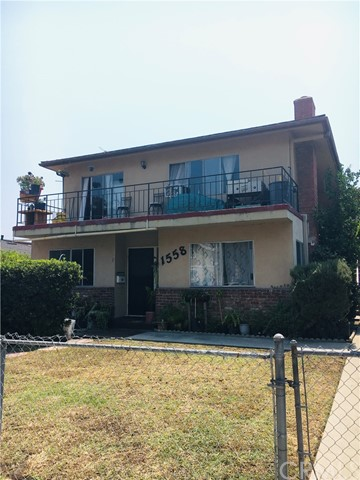 1558 207th, Torrance, California 90501, ,Residential Income,For Sale,207th,SB20169891