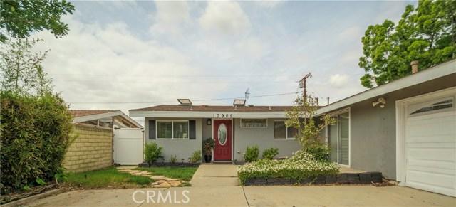 10909 Groveside Avenue, Whittier, CA 89693