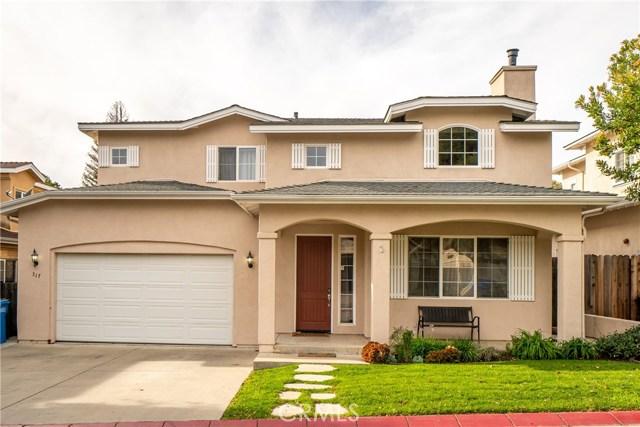 317 Leroy Court, San Luis Obispo, CA 93405