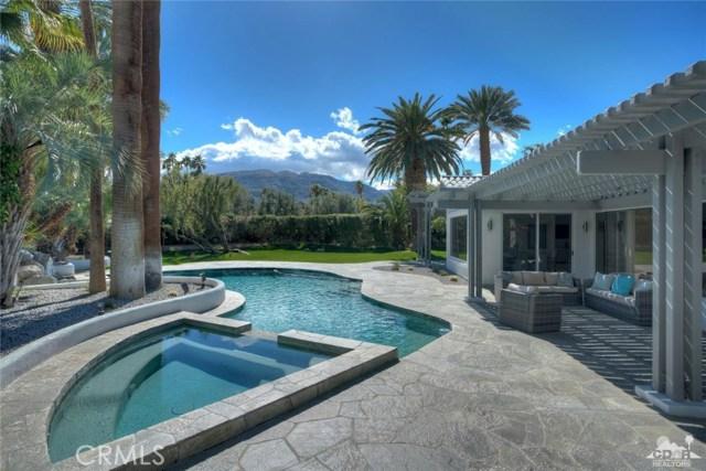 5 Clancy Lane, Rancho Mirage, CA 92270