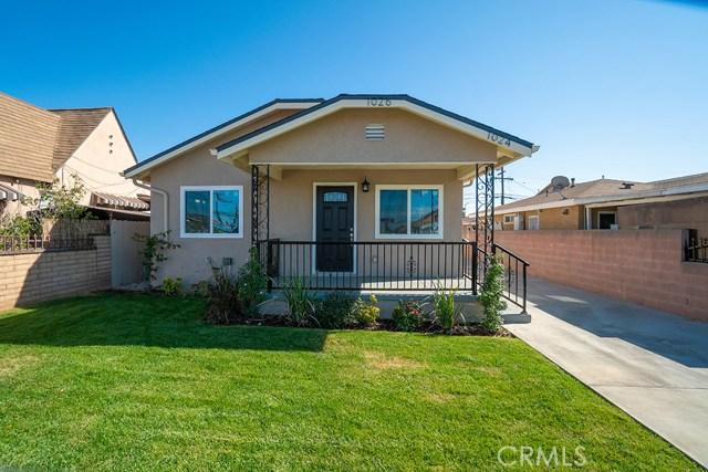 1026 Clela Avenue, East Los Angeles, CA 90022