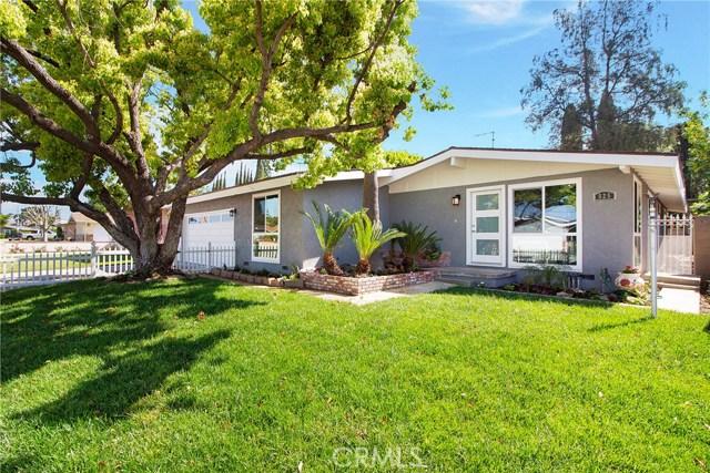 525 N Wayfield Street 92867 - One of Orange Homes for Sale