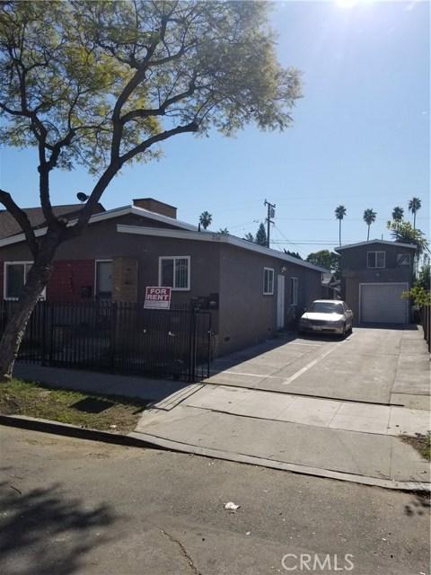 218 E 25th Street E, Long Beach, CA 90806