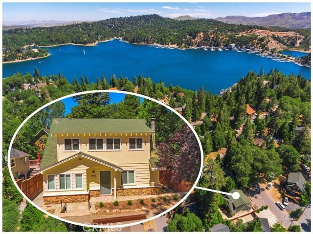 378 Oak Drive, Lake Arrowhead, CA 92352