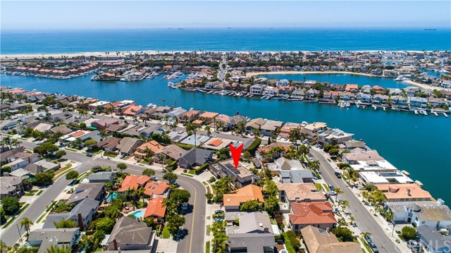 16791  Sea Witch Lane, one of homes for sale in Huntington Harbor