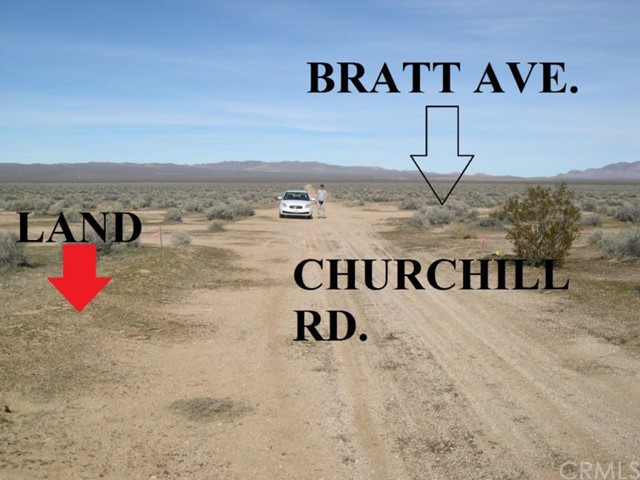 0 Bratt Avenue, California City, CA 93505