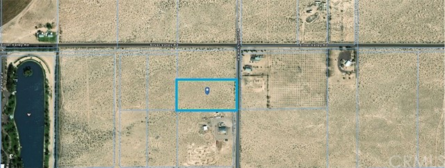 0 Mountain View Road, Newberry Springs, CA 92338