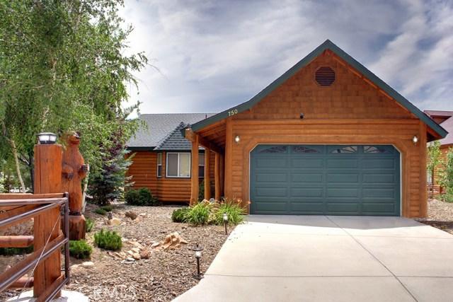 750 Boulder Bay Court, Big Bear, CA 92315