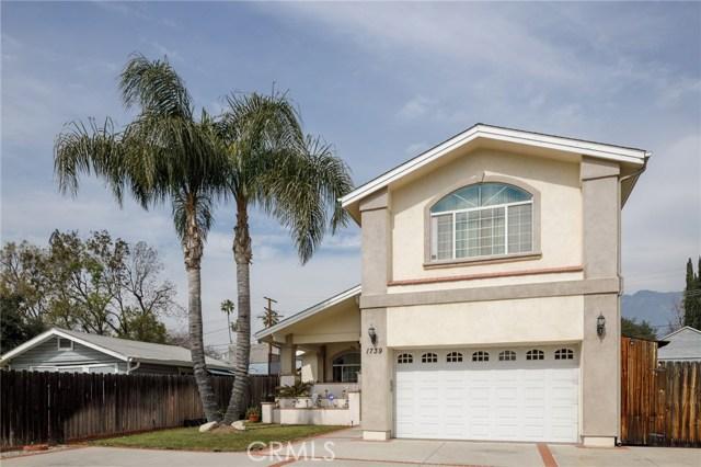 1739 Brigden Road, Pasadena, CA 91104