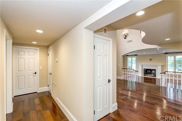 Downstairs include hall closet, powder room, storage room, bedroom, laundry room