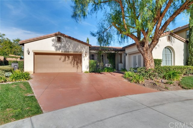 Beautiful home is a must see in this gated community! Property has many upgrades for you to enjoy. Backyard is gorgeous to relax with loved ones, and entertain. Property was a model home by number 1.