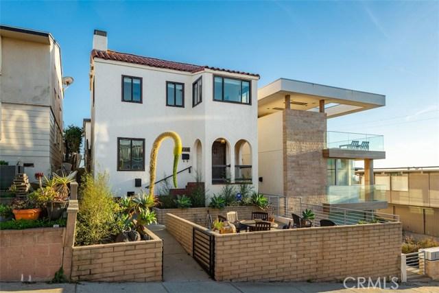220 13th Street, Manhattan Beach, California 90266, ,For Sale,13th,SB21015199