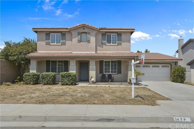 1679 E Beringer Drive, San Jacinto, CA 92583