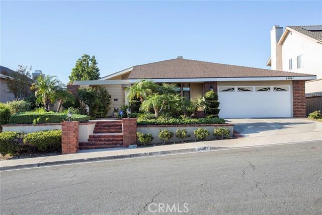 24981 Sausalito Street, Laguna Hills, CA 92653