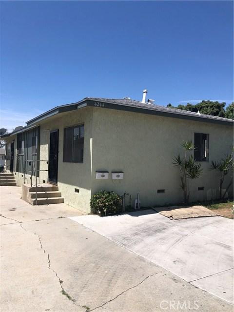 4244 Folsom Street, East Los Angeles, CA 90063