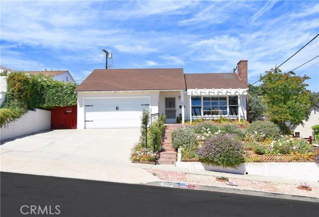 1217 S Wycliff Avenue, San Pedro, CA 90732