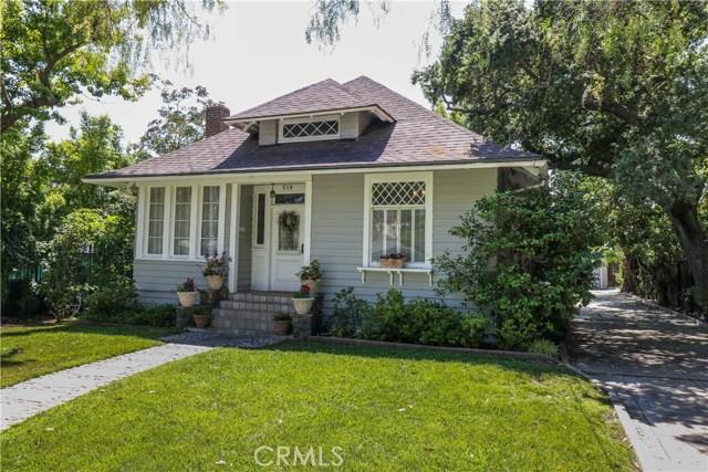 519 Yale Avenue, Claremont, CA 91711