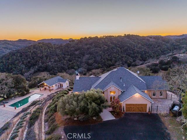 4678 Salt Creek Road, Templeton, CA 93465