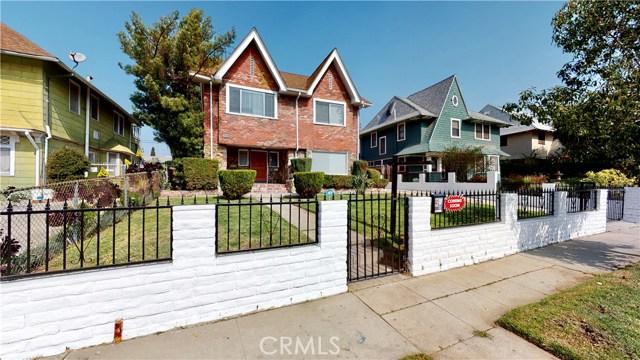 1743 W 24th Street, Los Angeles, CA 90018