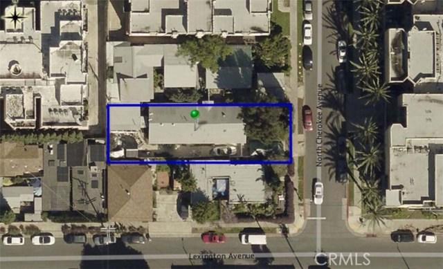 1207 N Cherokee Avenue, Los Angeles, CA 90038