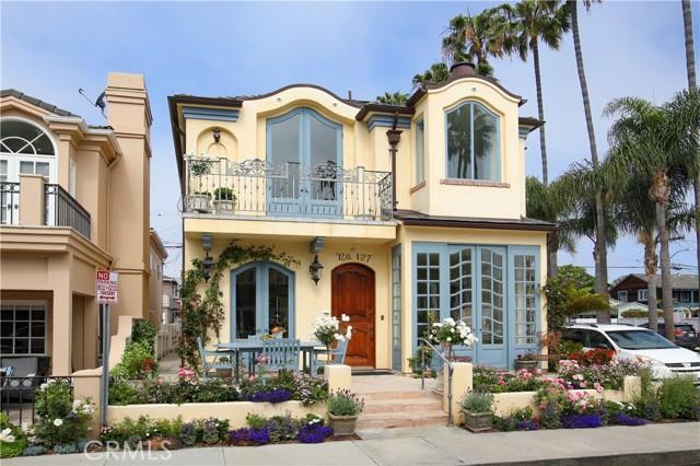 127 Amethyst Avenue Newport Beach, CA 92662