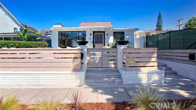 421 Orchid Avenue, Corona del Mar, CA 92625