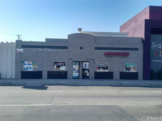 502 W 17th Street, Santa Ana, CA 92706