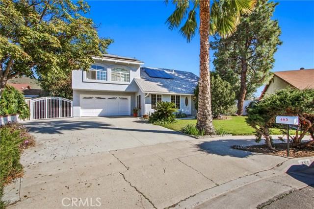 465 N Christine Street, Orange, CA 92869