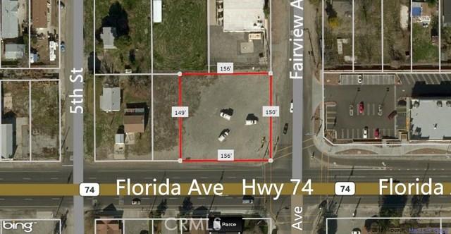 0 E. Florida Avenue, Hemet, CA 92543