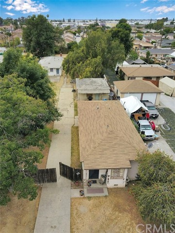Upper view of the lot