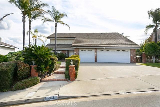 336 S Smokeridge Terrace, Anaheim Hills, CA 92807