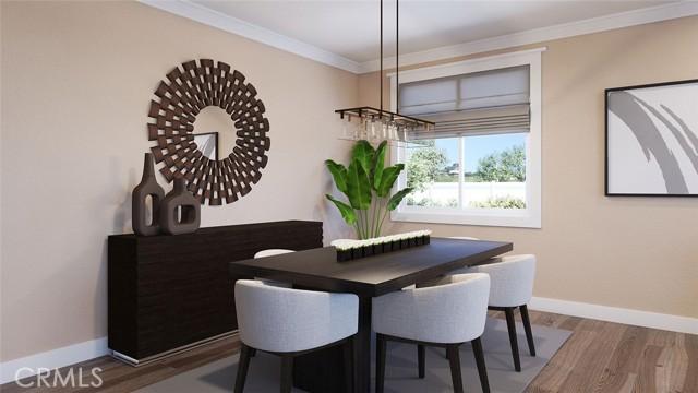 Virtual of Plan 1 Dining Room