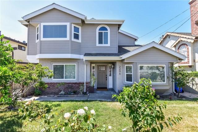 2206 Clark Lane A, Redondo Beach, California 90278, 4 Bedrooms Bedrooms, ,2 BathroomsBathrooms,For Rent,Clark,SB18207883