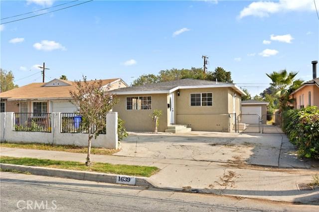 1639 Massachusetts Avenue, San Bernardino, CA 92411