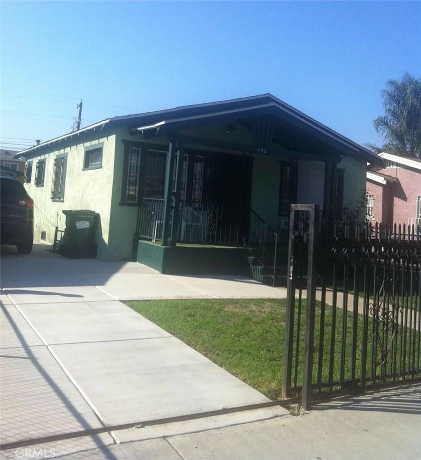 1152   E 80th Street, Los Angeles CA 90001