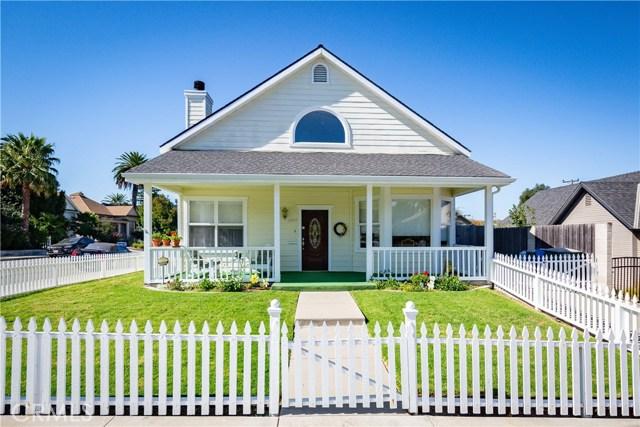 1547  Beach Street, San Luis Obispo, California