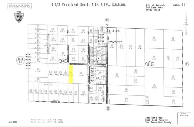 460 611-30-0-000, San Bernardino, CA 92401