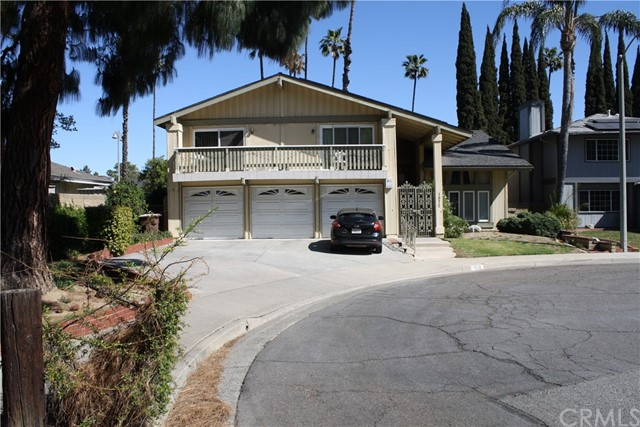 Excellent opportunity to own in a desirable, quiet, cul-de-sac in Placentia. This home features, newer dual pane windows and sliders, newer A/C unit, newer water heater, recent sewer to street plumbing has been completed. The property does need cosmetic work but has so much potential to be a home to gather with family and friends. Oversized Master bedroom with plenty of storage and closet space. Dual Vanities in Master bath with plenty of counter space. Upstairs there is a huge family/entertainment bonus room complete with wet bar, vaulted ceilings and two ceiling fans. There is also one bedroom downstairs perfect for guests. This home is located in a prime spot close to shopping, and top-rated schools. Schedule your appointment to see this great opportunity on a quiet cul-de-sac today!