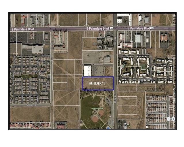 38115 Vac/30th Ste/Vic Palmdale Boulevard, Palmdale, CA 93550