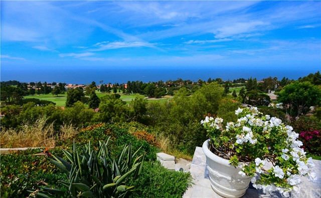 Hard to find such charming one level home with Panoramic ocean views on a quiet street! You do not want to miss your opportunity to live in this large 4 bedrooms/ 3 bathrooms with 3 car garage in the prestigious Country Club area. Walking into double entry door of this jewel box to find open floor plan ideal for entertaining. On the left of the entrance, you have your main ocean view dining area flow to a fantastic ocean view formal living room. To the right, you will find the master suite with ocean views throughout, and two bedrooms and a full bathroom. The left side of the home has bright family room with tremendously gorgeous ocean views. Ocean view family room flows to the open Kitchen. Spacious kitchen has been remodeled with plenty of storage, walk in pantry and counter space. There is the fourth bedroom, half bathroom and laundry area just past the kitchen. Fantastic ocean view backyard has the big 180 degree ocean view and also the golf course . Three car attached garage with washer/dryer hookups, storage space. Lush landscaping in front and back of home. This home also has solar system and AC. Located in Award winning PV schools. Don't miss this rental opportunity! Can't be show until end of August.