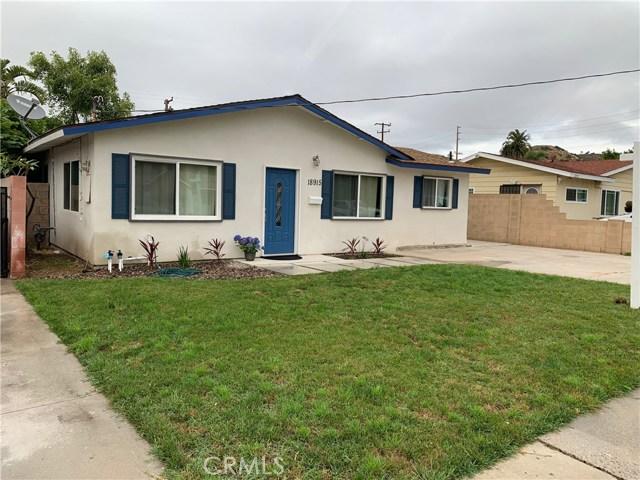 18915 E Center Avenue, Orange, CA 92869
