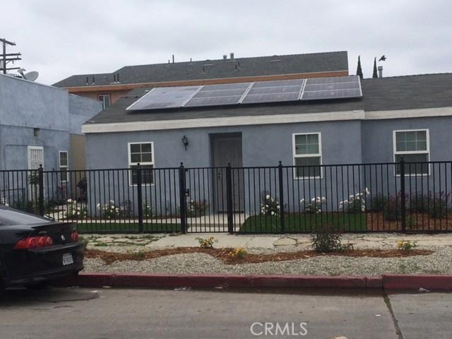 8869 S Normandie Avenue, Los Angeles, CA 90044