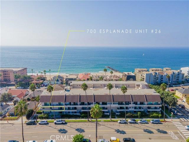 700 Esplanade 26, Redondo Beach, California 90277, 2 Bedrooms Bedrooms, ,2 BathroomsBathrooms,For Sale,Esplanade,PV20228157