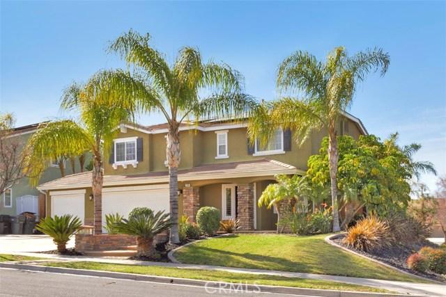3540 Brentridge Drive, Corona, CA 92881