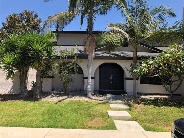 243 E Blueridge Avenue, Orange, California