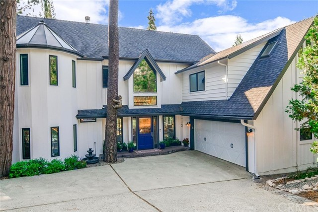 420 Golf Course Road, Lake Arrowhead, CA 92352