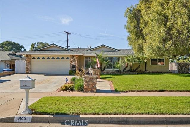 843 Fordland Avenue, La Verne, CA 91750